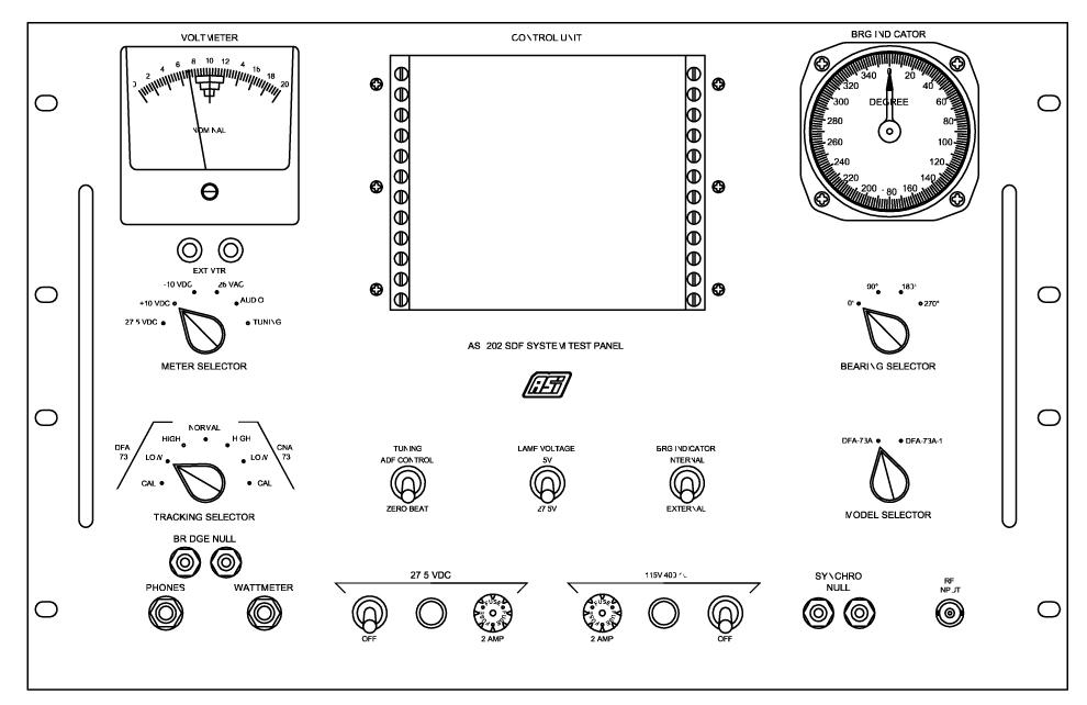 Avionics Specialist, Inc  (Test Equipment Manufacturing)